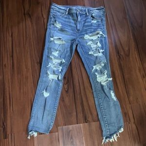 Super Distressed Jeans